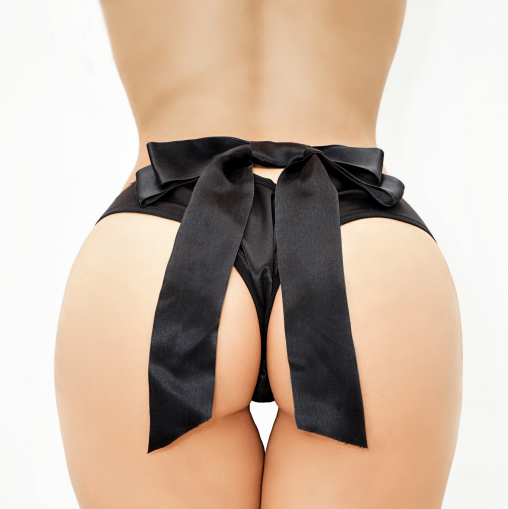 Dominatrix Diamond Panties